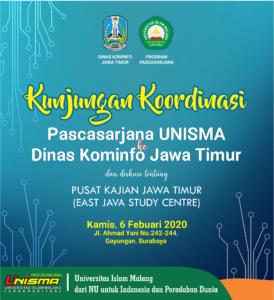 kunjungan Pusat Studi Jawa Timur